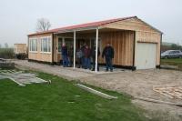 Nieuwbouw clubhuis