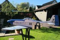 Hangar9 D-51 Mustang